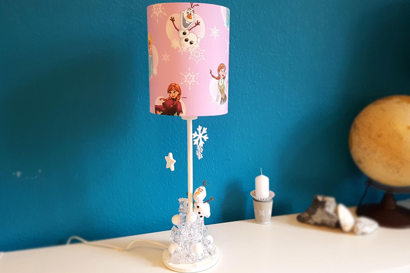 Charmant Plush Lampe Stoffschirm Galerie - Heimat Ideen ...